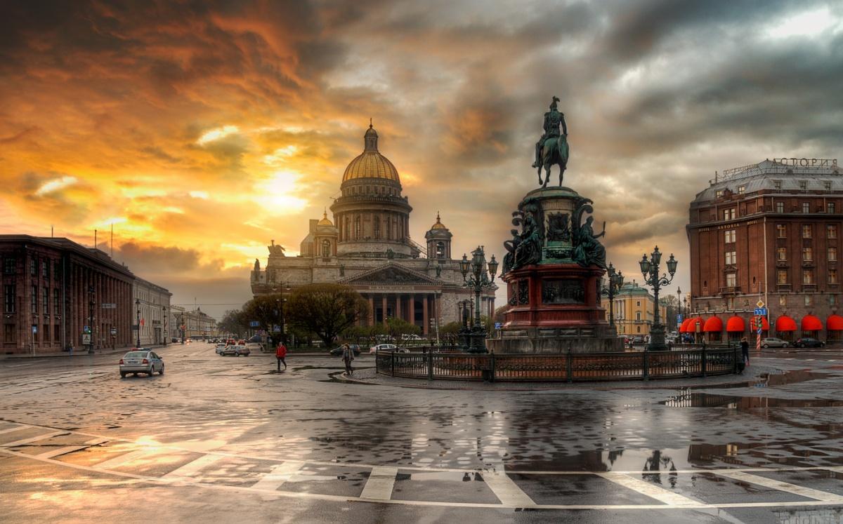 Отправить факс в Санкт-Петербург