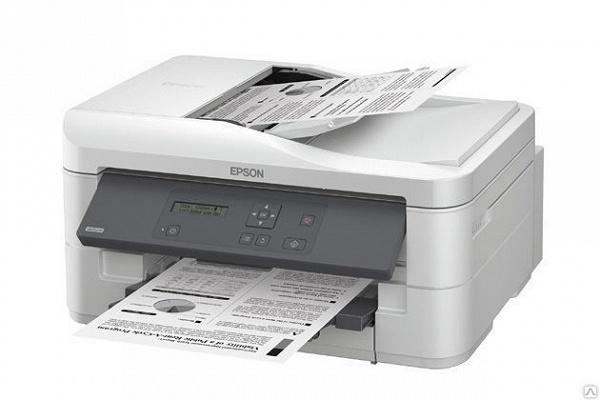 Лазерная печать документов
