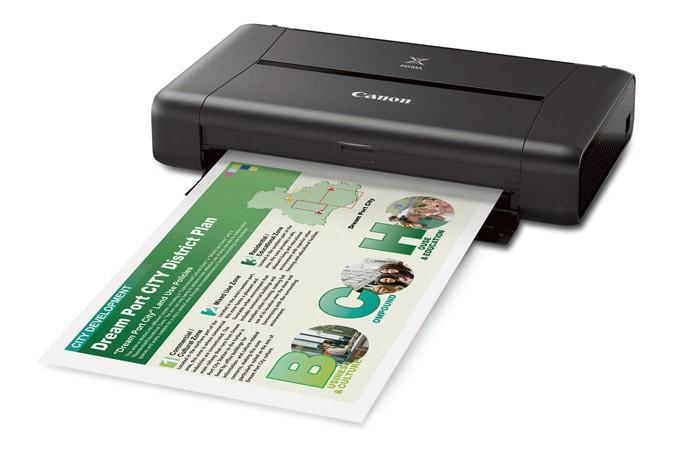 Струйная печать документов
