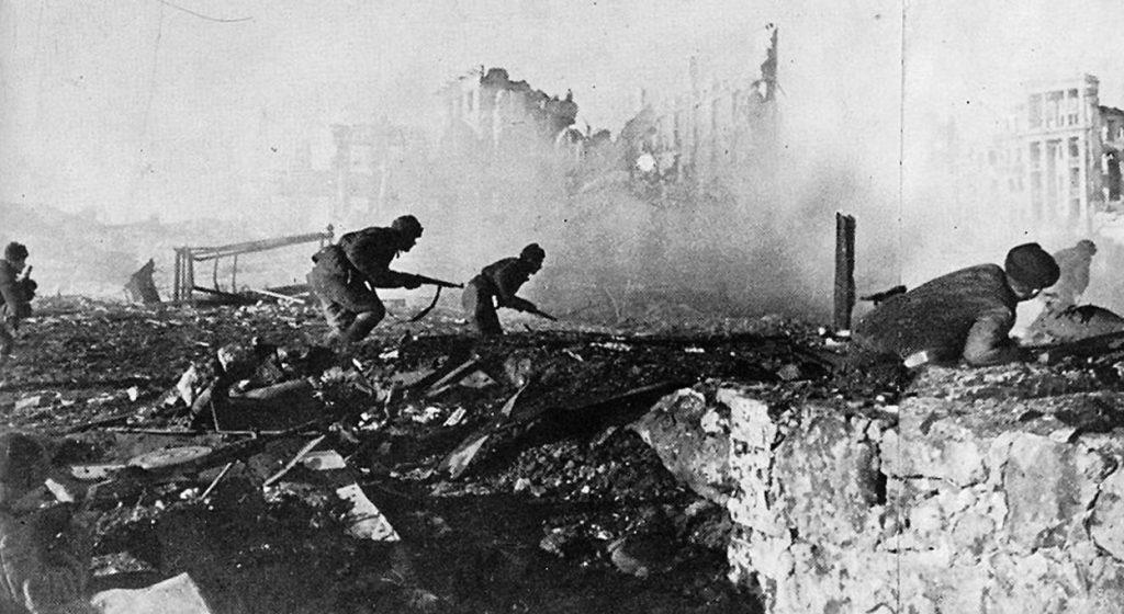 Бессмертный полк второй мировой войны